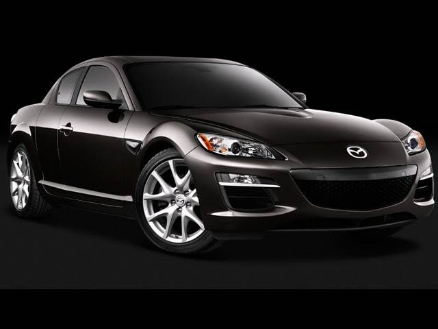 Most Popular Coupes of 2011 - 2011 Mazda RX-8