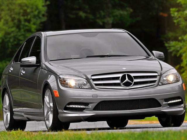 Most Popular Luxury Vehicles of 2011
