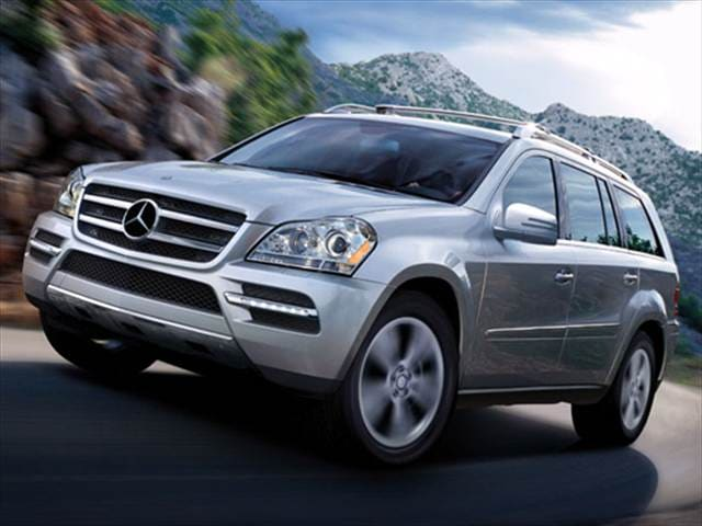 Car Repair And Maintenance >> Used 2011 Mercedes-Benz GL-Class GL 450 4MATIC Sport Utility 4D Pricing | Kelley Blue Book