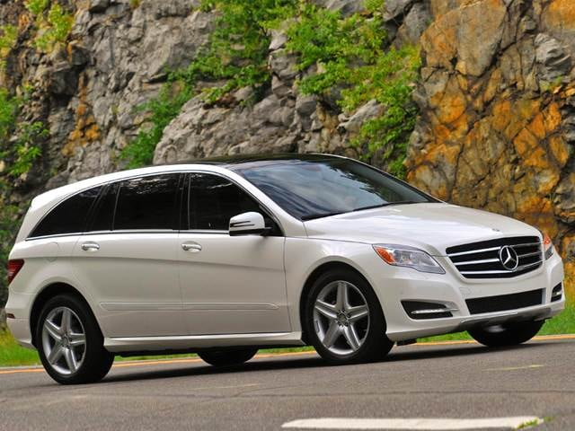 Highest Horsepower Wagons of 2011 - 2011 Mercedes-Benz R-Class
