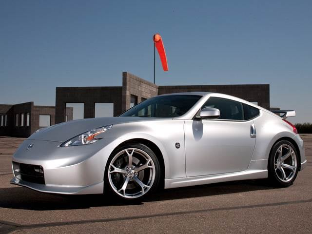 Highest Horsepower Hatchbacks of 2011 - 2011 Nissan 370Z