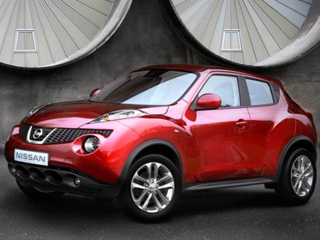 Most Fuel Efficient Crossovers of 2011 - 2011 Nissan JUKE
