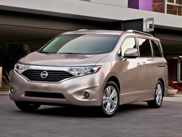 Most Fuel Efficient Vans/Minivans of 2011 - 2011 Nissan Quest