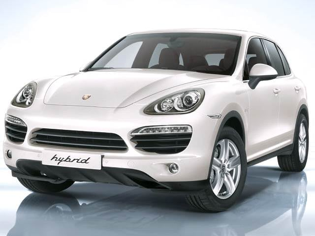 Highest Horsepower Hybrids of 2011 - 2011 Porsche Cayenne