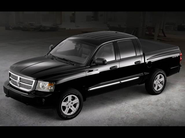 Top Consumer Rated Trucks of 2011 - 2011 Ram Dakota Crew Cab