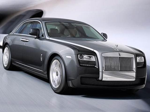 Highest Horsepower Sedans of 2011 - 2011 Rolls-Royce Ghost