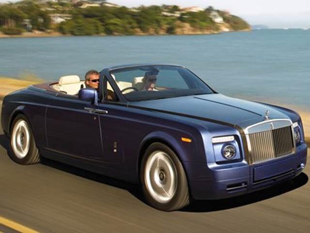 2017 Rolls Royce Phantom Drophead Convertible 2d Used Car Prices Kelley Blue Book