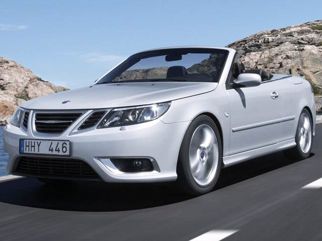 Most Popular Convertibles of 2011 - 2011 Saab 9-3