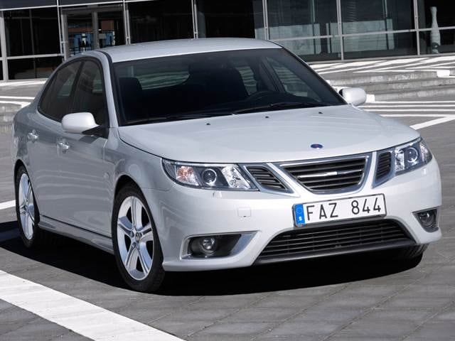Most Popular Sedans of 2011 - 2011 Saab 9-3