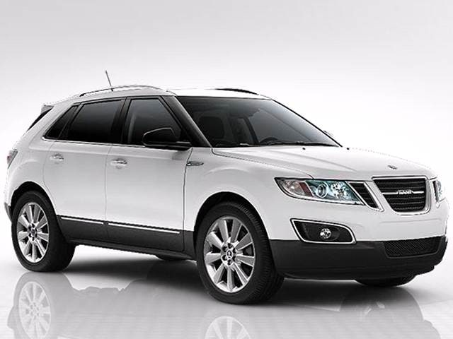 Top Consumer Rated SUVs of 2011 - 2011 Saab 9-4X