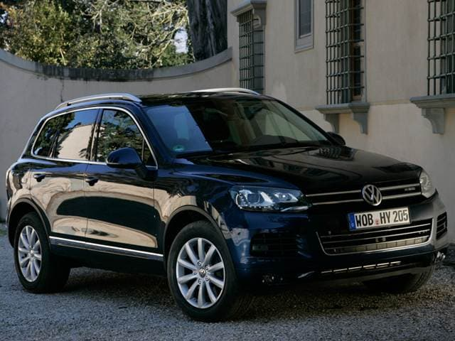 Highest Horsepower Crossovers of 2011 - 2011 Volkswagen Touareg