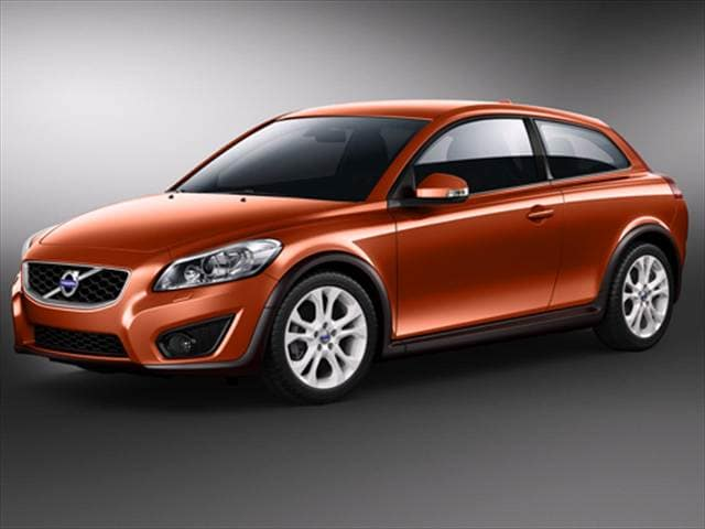 Highest Horsepower Hatchbacks of 2011 - 2011 Volvo C30