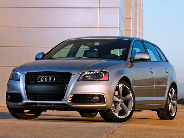 Top Consumer Rated Wagons of 2012 - 2012 Audi A3