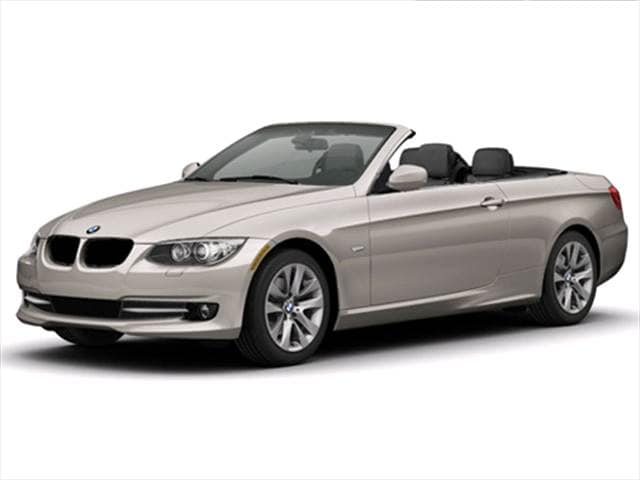 Top Expert Rated Convertibles of 2012 - 2012 BMW 3 Series