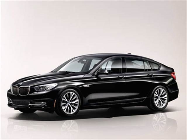 Top Expert Rated Hatchbacks of 2012 - 2012 BMW 5 Series