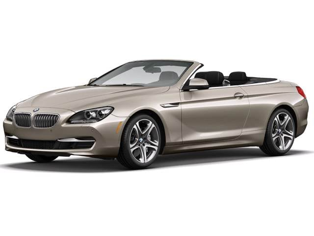 Top Expert Rated Convertibles of 2012 - 2012 BMW 6 Series