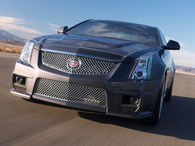 2012 Cadillac Cts V Coupe 2d Used Car Prices Kelley Blue Book