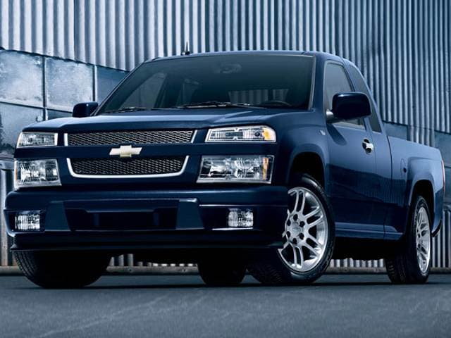 Most Fuel Efficient Trucks of 2012 - 2012 Chevrolet Colorado Extended Cab