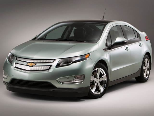 Top Expert Rated Electric Cars of 2012
