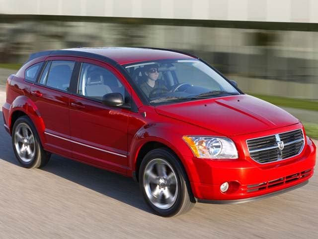 Most Popular Wagons of 2012 - 2012 Dodge Caliber
