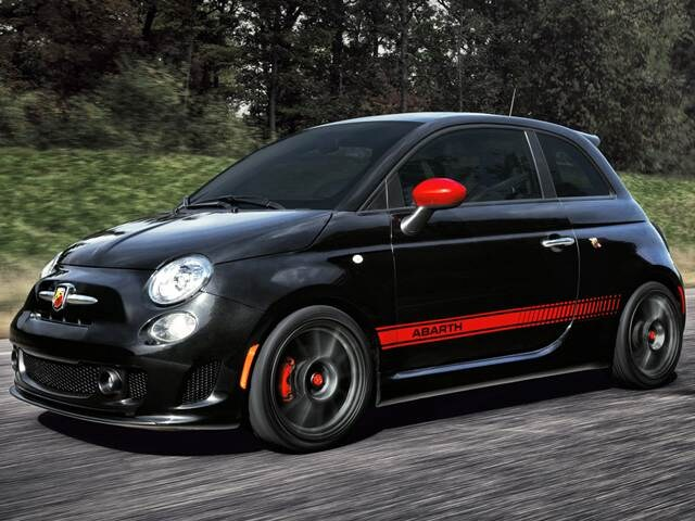 Most Fuel Efficient Coupes of 2012 - 2012 FIAT 500