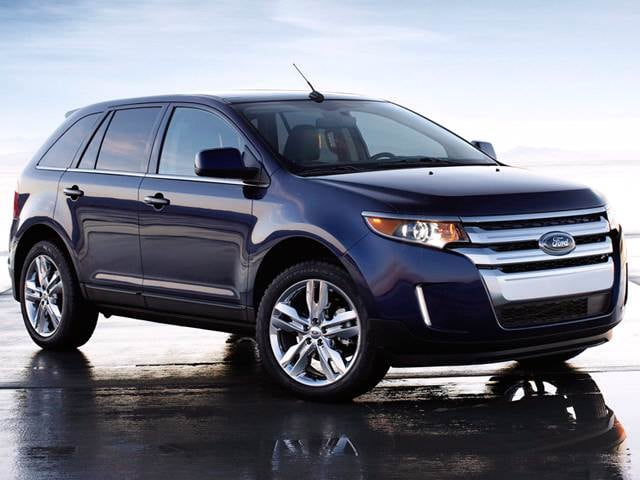 Most Popular Crossovers of 2012 - 2012 Ford Edge
