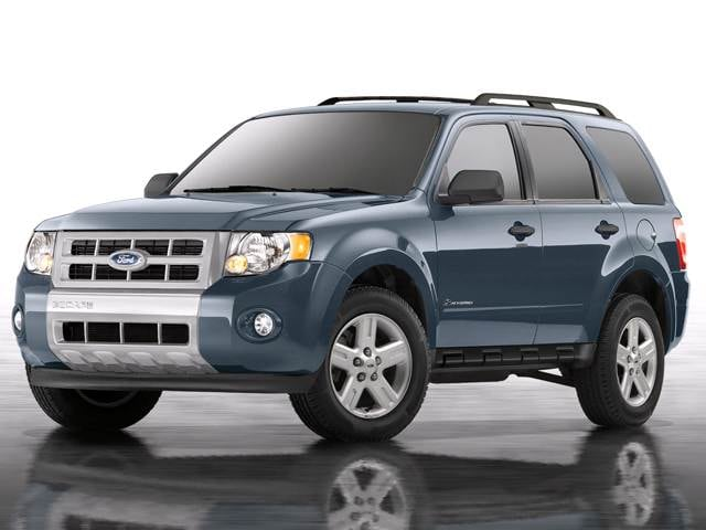 Photos And Videos 2012 Ford Escape Hybrid History In Pictures