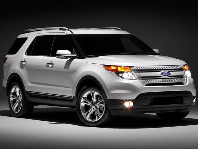2012 Ford Explorer Sport Utility 4d Used Car Prices