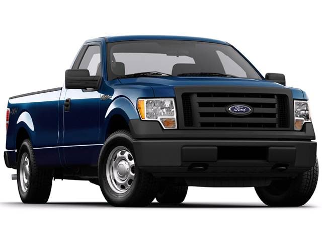 Top Expert Rated Trucks of 2012 - 2012 Ford F150 Regular Cab
