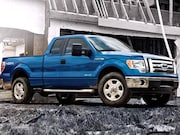 2012-Ford-F150 Super Cab