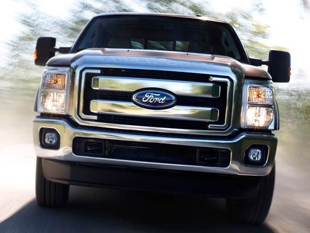 Top Expert Rated Trucks of 2012 - 2012 Ford F250 Super Duty Regular Cab