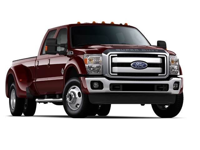 Top Consumer Rated Trucks of 2012 - 2012 Ford F450 Super Duty Crew Cab