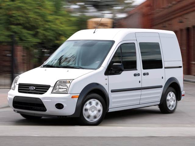 Best Safety Rated Vans/Minivans of 2012