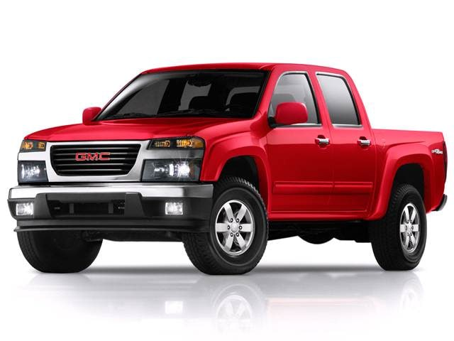 Most Fuel Efficient Trucks of 2012 - 2012 GMC Canyon Crew Cab