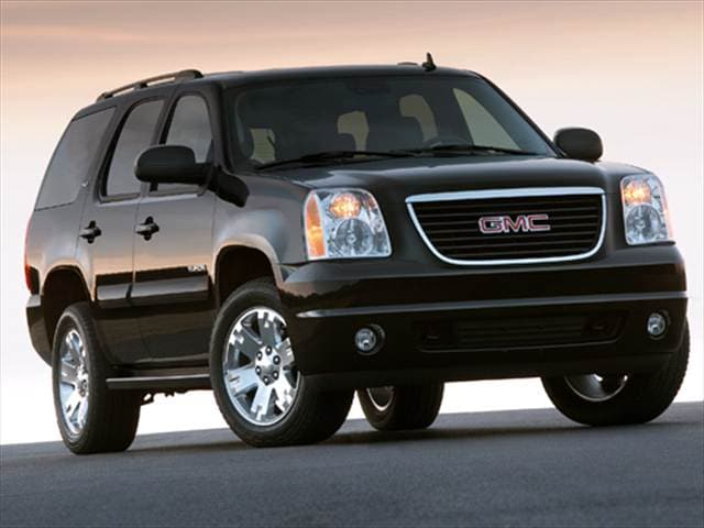 Highest Horsepower SUVs of 2012 - 2012 GMC Yukon XL 1500