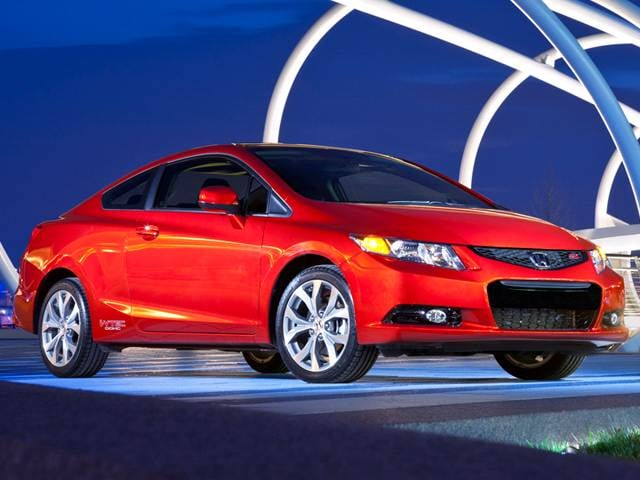 2012 honda civic si coupe 2d used car prices kelley blue book. Black Bedroom Furniture Sets. Home Design Ideas