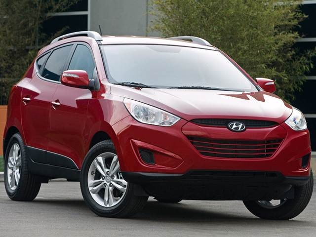 Most Fuel Efficient Crossovers of 2012 - 2012 Hyundai Tucson
