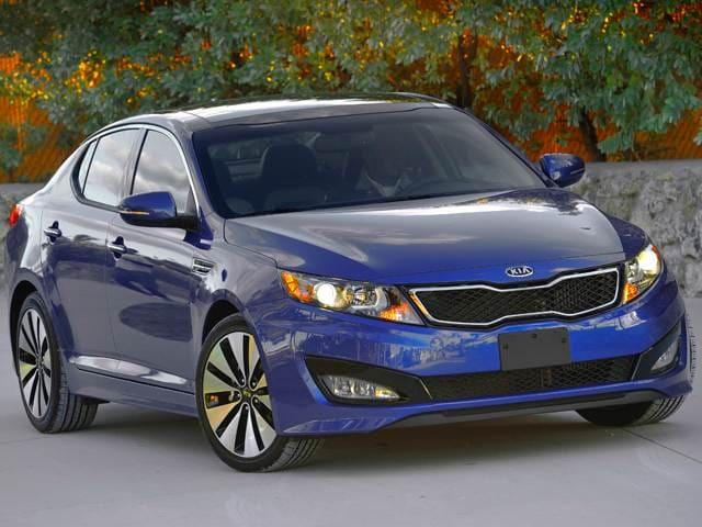 New Car Payment Calculator >> Used 2012 Kia Optima LX Sedan 4D Pricing | Kelley Blue Book
