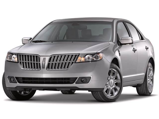 Most Popular Luxury Vehicles of 2012 - 2012 Lincoln MKZ