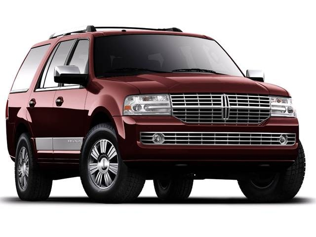 Best Safety Rated SUVs of 2012 - 2012 Lincoln Navigator