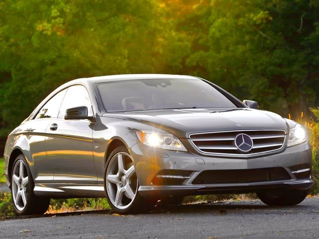 Used 2012 Mercedes-Benz CL-Class CL 550 Coupe 2D Pricing ...