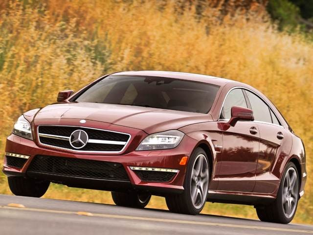 Top Consumer Rated Sedans of 2012 - 2012 Mercedes-Benz CLS-Class