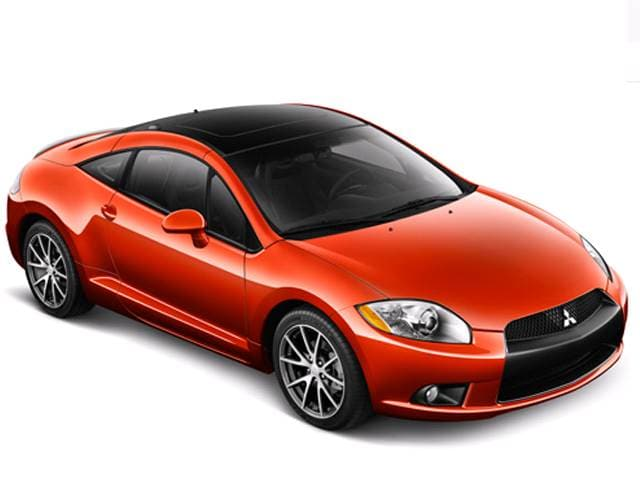 Highest Horsepower Hatchbacks of 2012 - 2012 Mitsubishi Eclipse