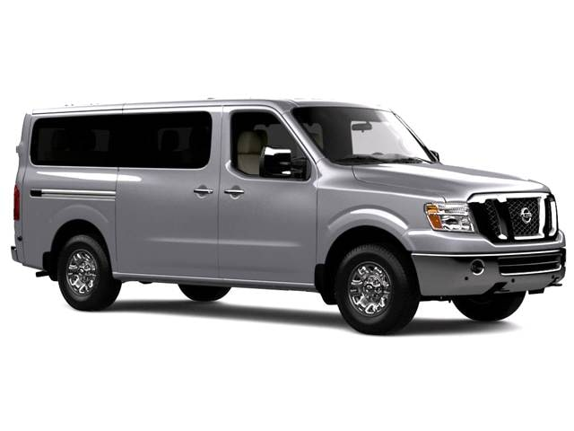 Top Consumer Rated Vans/Minivans of 2012 - 2012 Nissan NV3500 HD Passenger