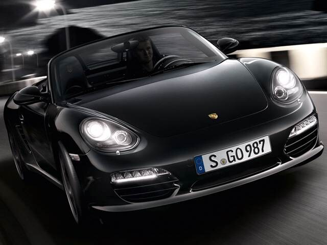 Top Expert Rated Luxury Vehicles of 2012 - 2012 Porsche Boxster