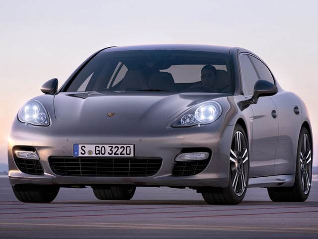 Highest Horsepower Sedans of 2012 - 2012 Porsche Panamera