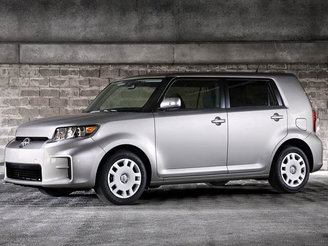 Top Consumer Rated Hatchbacks of 2012 - 2012 Scion xB