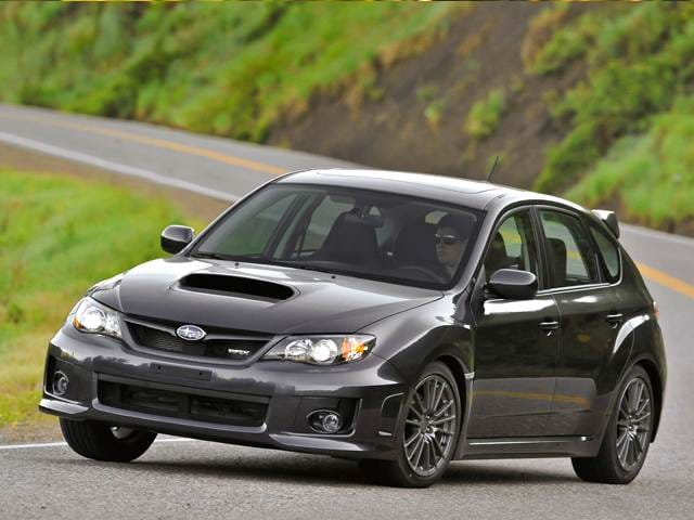 Top Expert Rated Wagons of 2012 - 2012 Subaru Impreza