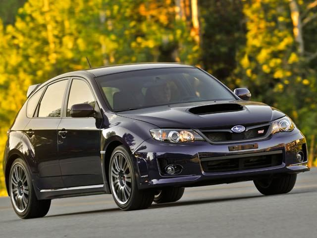 Highest Horsepower Wagons of 2012 - 2012 Subaru Impreza