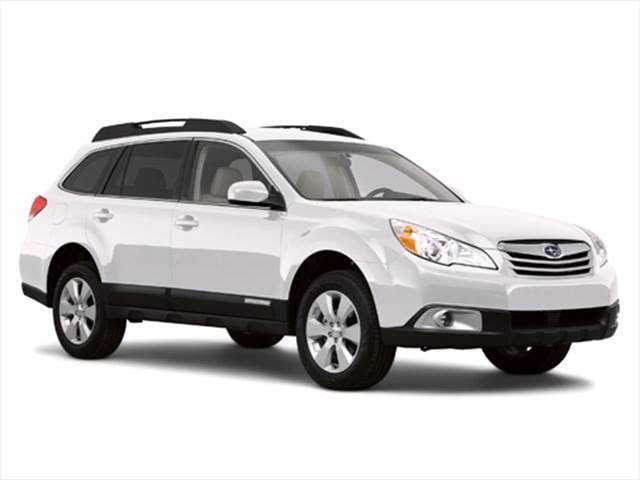 Most Popular Wagons of 2012 - 2012 Subaru Outback